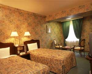天然温泉ばってんの湯 ホテル ローレライ/客室