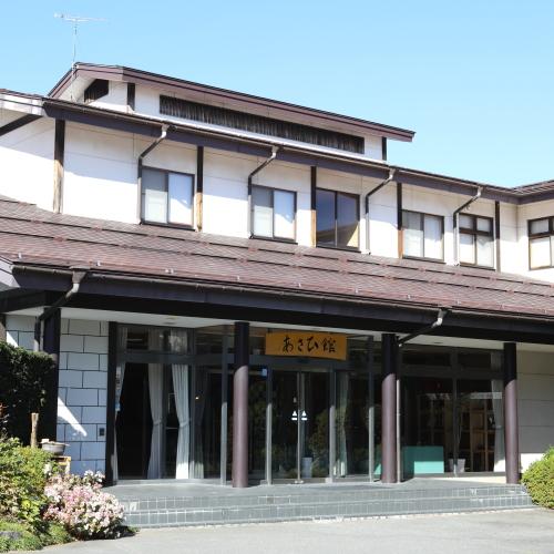 ホテル あさひ館/外観