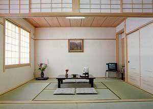 四季の宿 美船荘/客室