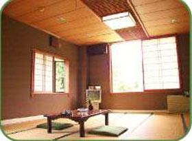 温泉宿 岩間山荘/客室