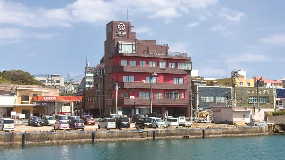 種子島あらきホテル(旧:シティホテルあらき) <種子島>/外観