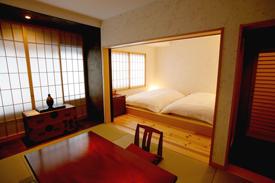 箱根湯本温泉 ままね湯 ますとみ旅館/客室