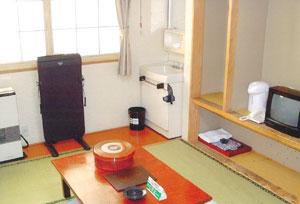 ホテル にしの家/客室