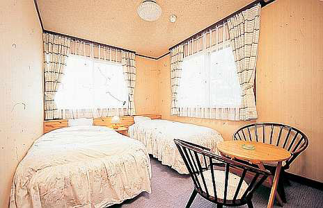 草津温泉 ペンション ベルクラント/客室
