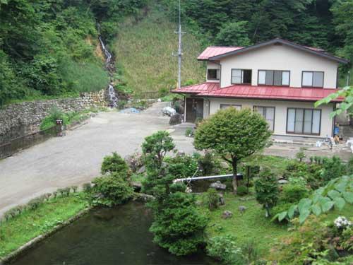 小滝鉱泉/外観