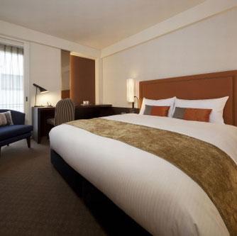 JR九州ホテル ブラッサム福岡/客室
