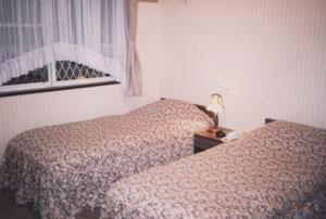 ペンション ルミナス/客室