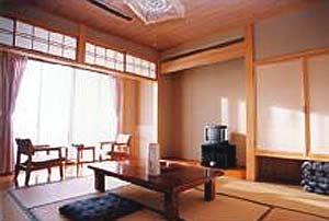 国民宿舎 海府荘 <佐渡島>/客室