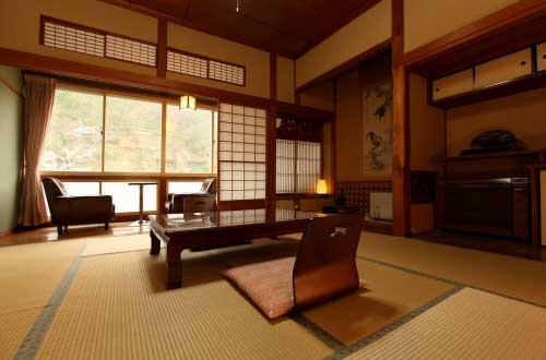 温海温泉 瀧の屋/客室