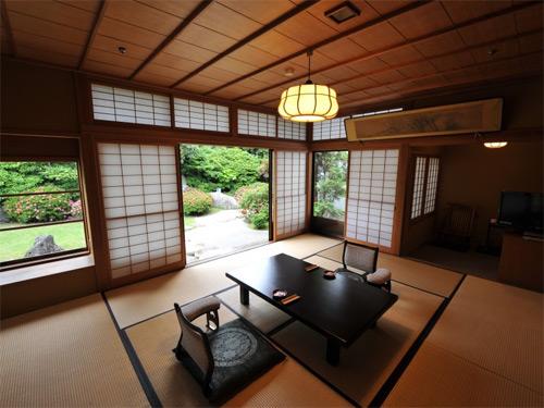 萩温泉郷 萩の宿・常茂恵/客室