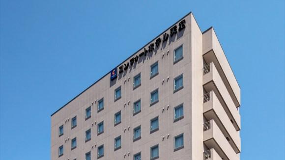 コンフォートホテル天童/外観