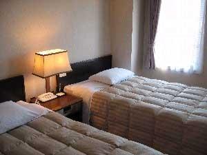 ホテル花城/客室