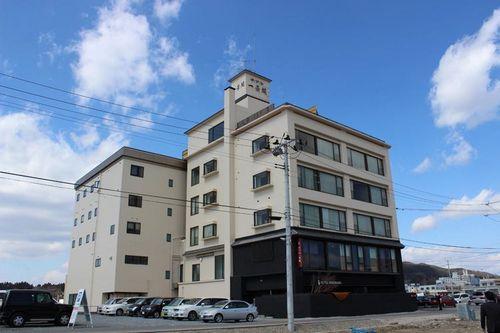 気仙沼 ホテル 一景閣/外観