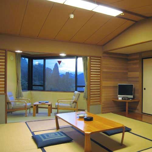 盛岡つなぎ温泉 湯治の宿 ホテル三春/客室
