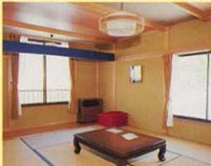 湯の小屋温泉 ペンション トップス/客室