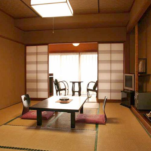 月岡温泉 したしみの宿 東栄館/客室
