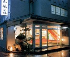 戸倉上山田温泉 山風荘/外観