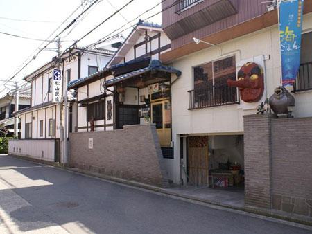 ビジネス民宿 松山/外観