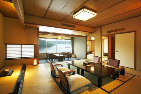 浜名湖かんざんじ温泉 ホテル 九重/客室