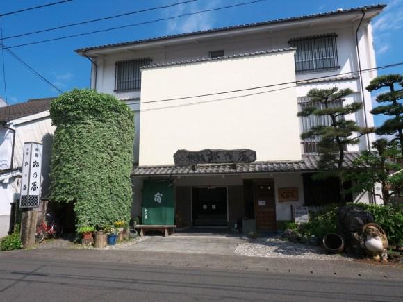 旅館 松乃屋/外観