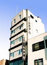 パールホテル<桐生市>/外観