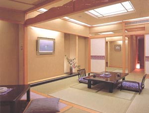 かみのやま温泉 葉山舘/客室