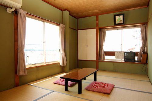 日間賀島 民宿・釣船すずらん/客室