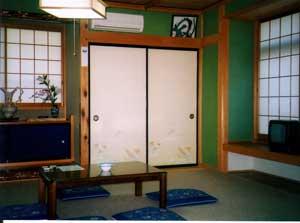 民宿・旅館 西の家/客室
