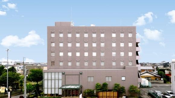 ホテル新東<茨城県>/外観