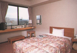 八女グリーンホテル/客室