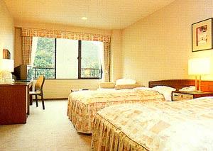 オテル・ド・マロニエ 湯の山温泉/客室