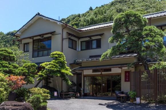 箱根湯本温泉 庭園露天を味わう宿 湯さか荘/外観