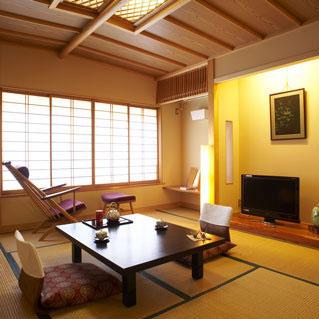 箱根湯本温泉 庭園露天を味わう宿 湯さか荘/客室