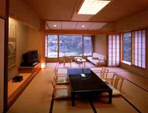 箱根湯本温泉 ホテル河鹿荘<神奈川県>/客室