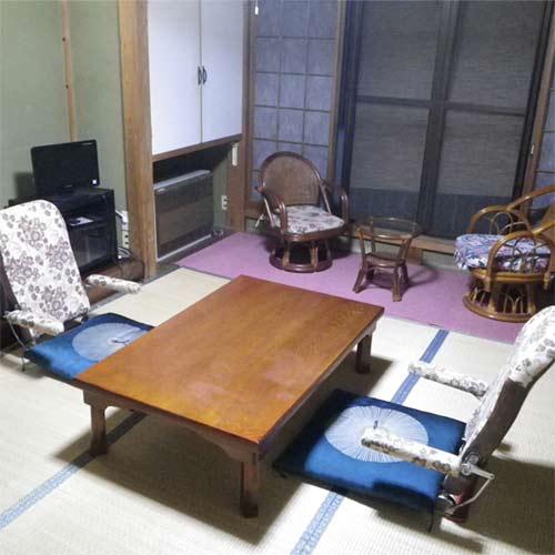 五箇山 旅館 よしのや<富山県>/客室
