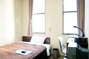 ビジネスホテル末広/客室