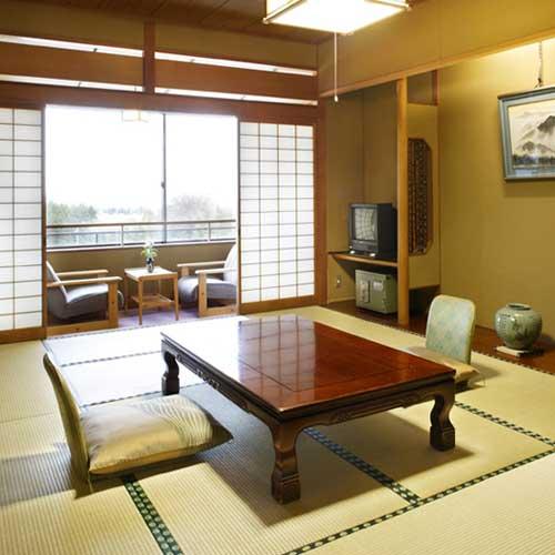 お肌よろこぶ濁り湯の宿 金太郎温泉/客室