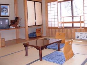 湯の小屋温泉 照葉荘/客室