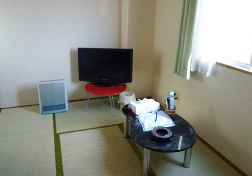 ビジネス旅館 なかい/客室