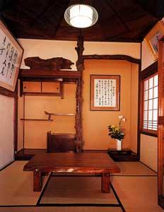 文豪 川端康成 氏 『伊豆の踊子』 執筆の宿 湯ヶ島温泉 湯本館/客室