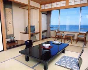 湯野浜温泉 海辺のお宿 一久/客室