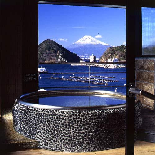 富士を望む海辺の宿 山三ビュウホテル/客室
