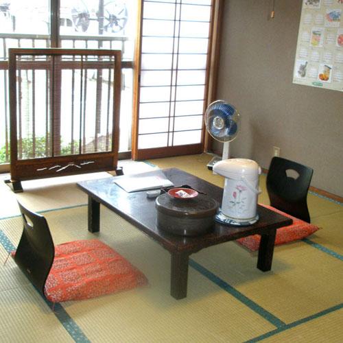 飯坂温泉 ほりえや旅館/客室