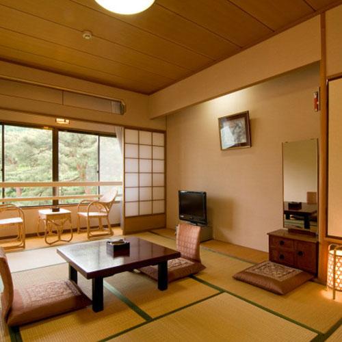 熱海温泉 源泉の宿ホテル松風苑/客室