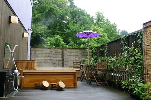 貸切露天風呂の宿 新潟・松之山温泉 山の森のホテル ふくずみ/外観