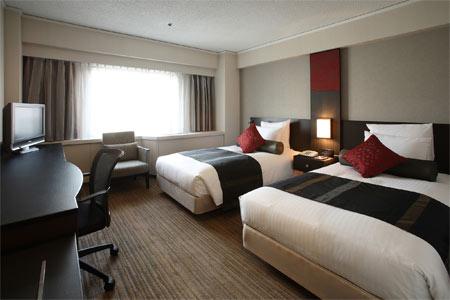 ANAクラウンプラザホテル福岡/客室