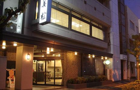 ホテル美松/外観