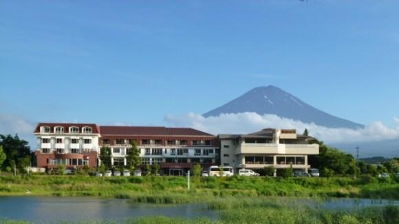 富士河口湖温泉 レイクランドホテル みづのさと/外観