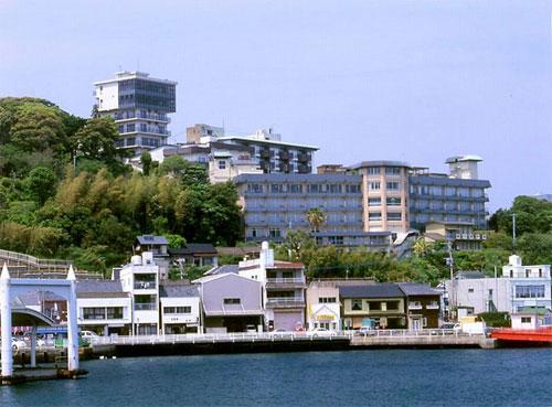 平戸温泉 国際観光ホテル 旗松亭/外観