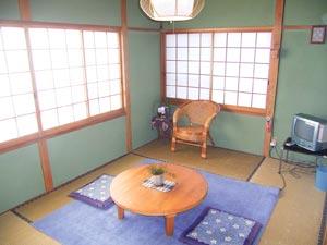 民宿 キリフリ荘/客室
